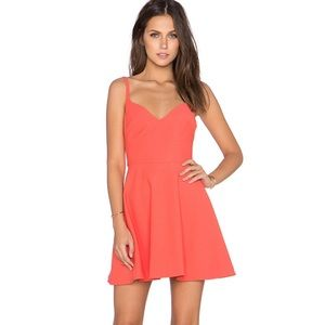 Elizabeth & James 'Delia' Skater-Style Dress